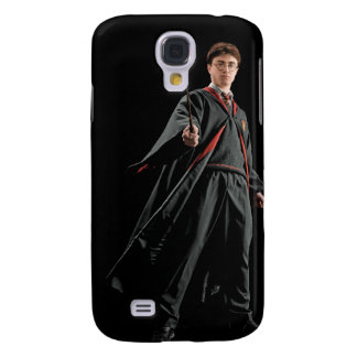 Harry Potter At The Ready Galaxy S4 Case