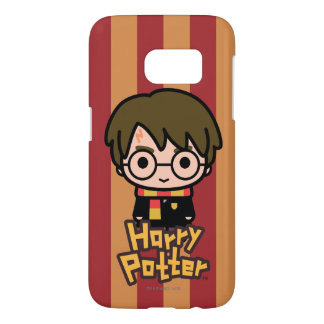 Harry Potter Cartoon Character Art