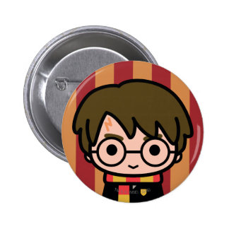 Harry Potter Cartoon Character Art 6 Cm Round Badge