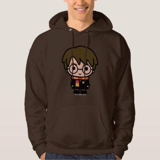 Harry Potter Cartoon Character Art Hoodie