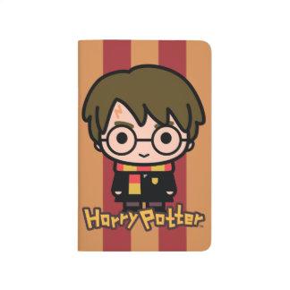 Harry Potter Cartoon Character Art Journal