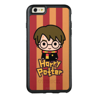 Harry Potter Cartoon Character Art OtterBox iPhone 6/6s Plus Case