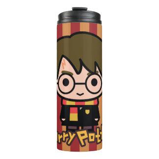 Harry Potter Cartoon Character Art Thermal Tumbler