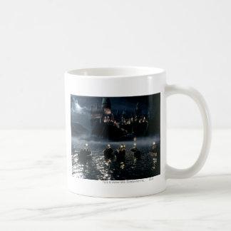 Harry Potter Castle   Arrival at Hogwarts Coffee Mug