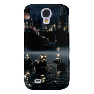 Harry Potter Castle | Arrival at Hogwarts Galaxy S4 Case