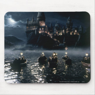 Harry Potter Castle | Arrival at Hogwarts Mouse Mat