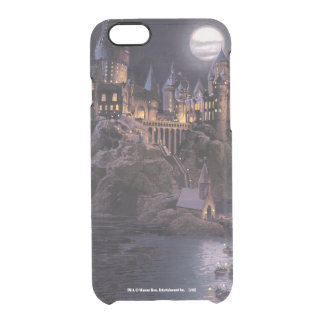 Harry Potter Castle | Great Lake to Hogwarts Clear iPhone 6/6S Case