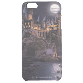 Harry Potter Castle | Great Lake to Hogwarts Clear iPhone 6 Plus Case