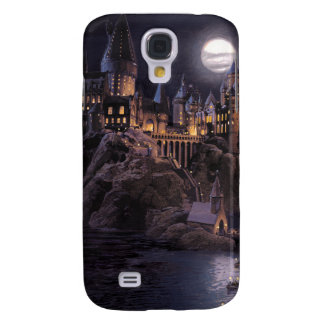 Harry Potter Castle | Great Lake to Hogwarts Galaxy S4 Case