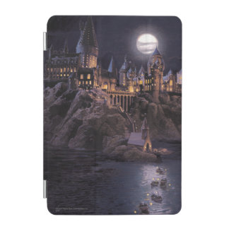 Harry Potter Castle | Great Lake to Hogwarts iPad Mini Cover