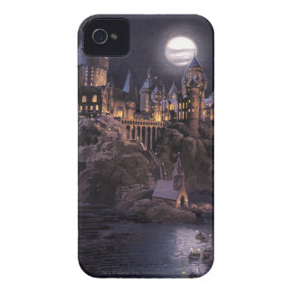 Harry Potter Castle | Great Lake to Hogwarts iPhone 4 Case-Mate Cases