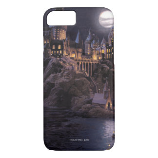 Harry Potter Castle | Great Lake to Hogwarts iPhone 8/7 Case