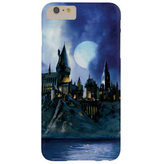 Harry Potter Castle | Hogwarts at Night Barely There iPhone 6 Plus Case