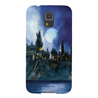 Harry Potter Castle | Hogwarts at Night Galaxy S5 Covers