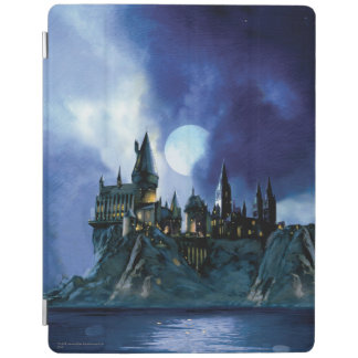Harry Potter Castle | Hogwarts at Night iPad Cover