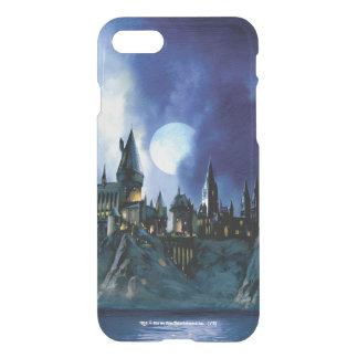 Harry Potter Castle | Hogwarts at Night iPhone 8/7 Case