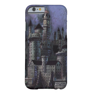 Harry Potter Castle | Magnificent Hogwarts Barely There iPhone 6 Case