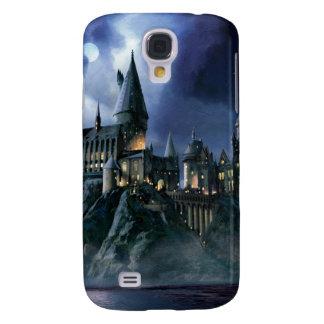 Harry Potter Castle | Moonlit Hogwarts Galaxy S4 Case