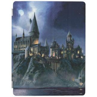 Harry Potter Castle | Moonlit Hogwarts iPad Cover