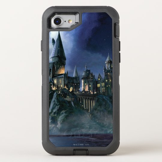Harry Potter Castle | Moonlit Hogwarts OtterBox Defender