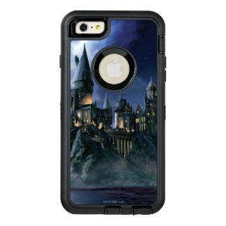 Harry Potter Castle | Moonlit Hogwarts OtterBox Defender iPhone Case