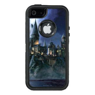 Harry Potter Castle   Moonlit Hogwarts OtterBox iPhone 5/5s/SE Case