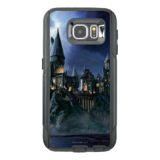 Harry Potter Castle | Moonlit Hogwarts OtterBox Samsung Galaxy S6 Case