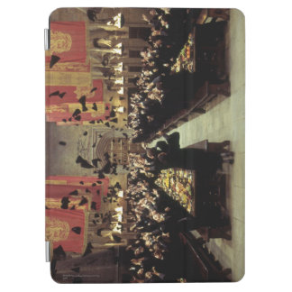 Harry Potter Castle   The Great Hall iPad Air Cover