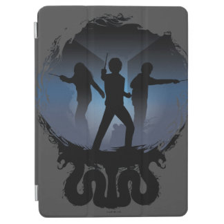 Harry Potter | Chamber of Secrets Silhouette iPad Air Cover