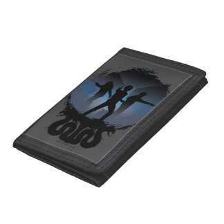 Harry Potter | Chamber of Secrets Silhouette Tri-fold Wallet