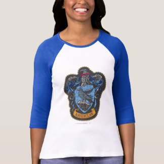 Harry Potter  | Classic Ravenclaw Crest T-Shirt
