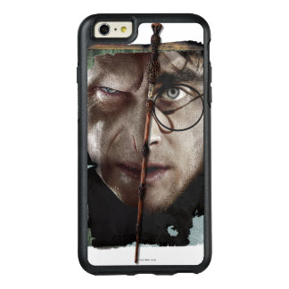 Harry Potter Collage 10 OtterBox iPhone 6/6s Plus Case
