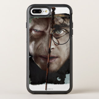 Harry Potter Collage 10 OtterBox Symmetry iPhone 8 Plus/7 Plus Case