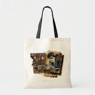Harry Potter Collage 7 Budget Tote Bag