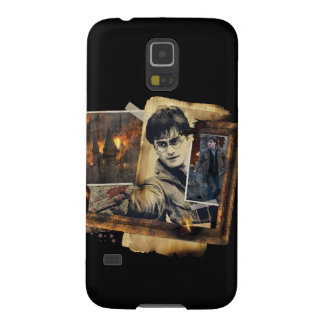 Harry Potter Collage 7 Cases For Galaxy S5
