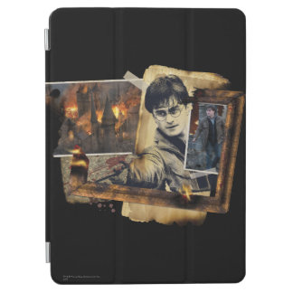 Harry Potter Collage 7 iPad Air Cover