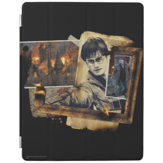 Harry Potter Collage 7 iPad Cover