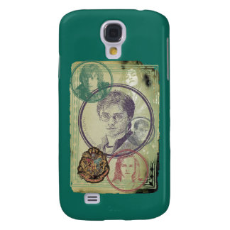 Harry Potter Collage 9 Galaxy S4 Case