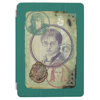 Harry Potter Collage 9 iPad Air Cover