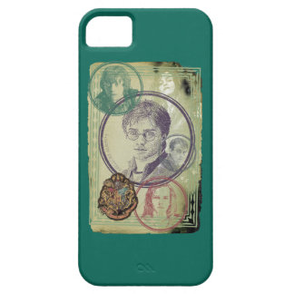 Harry Potter Collage 9 iPhone 5 Cover