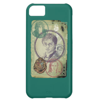 Harry Potter Collage 9 iPhone 5C Case