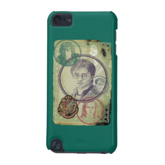Harry Potter Collage 9 iPod Touch 5G Cover
