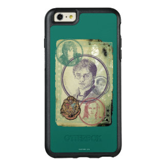 Harry Potter Collage 9 OtterBox iPhone 6/6s Plus Case
