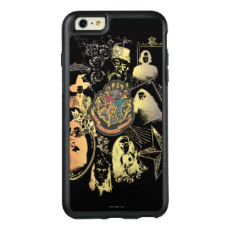 Harry Potter | Colorful Hogwarts Crest OtterBox iPhone 6/6s Plus Case