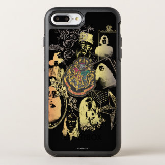 Harry Potter | Colorful Hogwarts Crest OtterBox Symmetry iPhone 8 Plus/7 Plus Case
