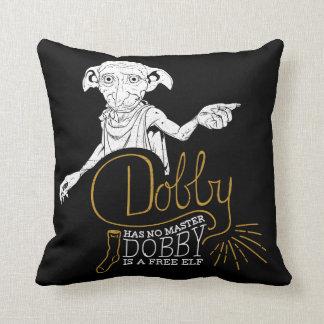 Harry Potter | Dobby Has No Master Cushion