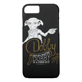 Harry Potter   Dobby Has No Master iPhone 8/7 Case