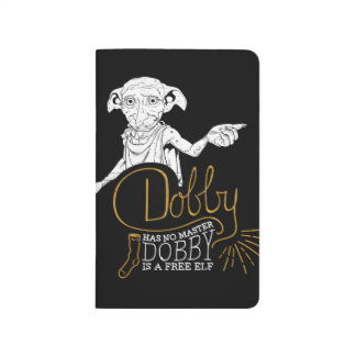 Harry Potter | Dobby Has No Master Journal