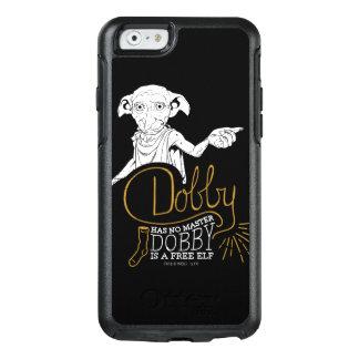 Harry Potter   Dobby Has No Master OtterBox iPhone 6/6s Case