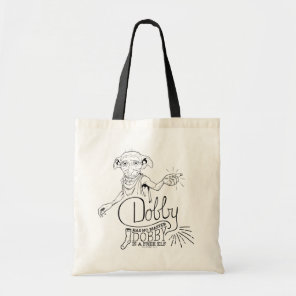 Harry Potter | Dobby Has No Master Tote Bag
